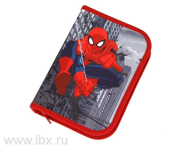 Пенал с ассортиментом Spider-Man, 30 позиций Undercover Scooli (Скули)
