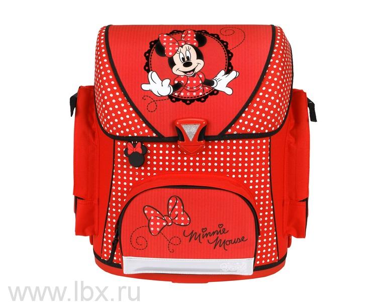 Ранец Minnie Mouse Undercover Scooli (Скули)