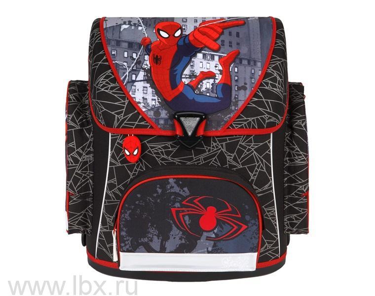 Ранец Spider-Man Undercover Scooli (Скули)