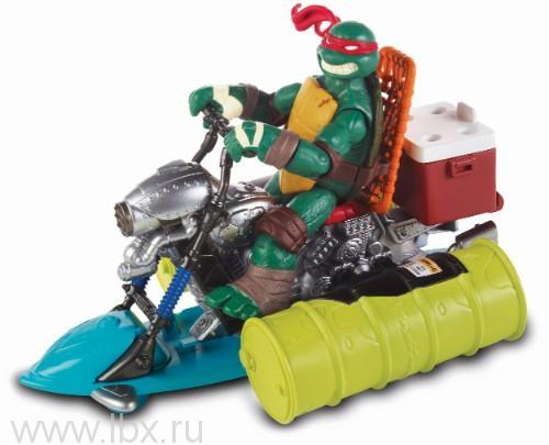 Гидроцикл Черепашки НиндзяPlaymates Turtles (Туртлес)