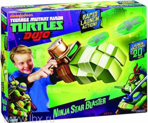 Ниндзя-бластер Черепашки Ниндзя, Turtles (Туртлес)