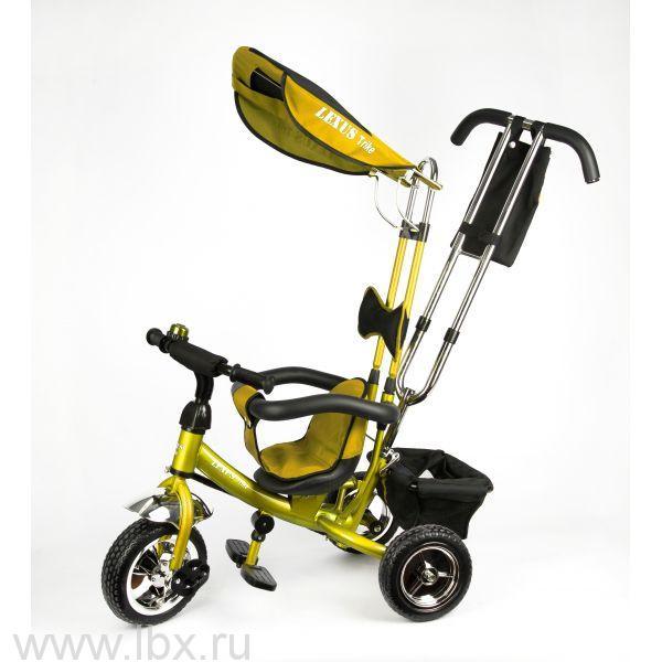 ВелосипедLexus Trike Original (Лексус Трайк) 3-х колесный с ручкой