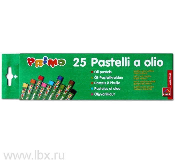 Масляная пастель, Morocolor Primo (Примо)