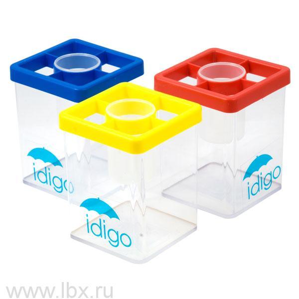 Многофункциональный стакан из пластика, Idigo (Идиго)