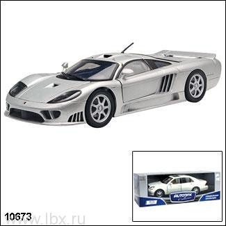 Модель автомобиля `Saleen S7 2004` 1:18, Autotime