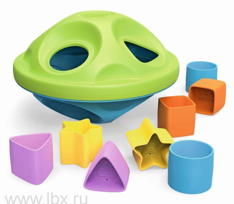 Игрушка-сортер, Green Toys (Грин Тойс)