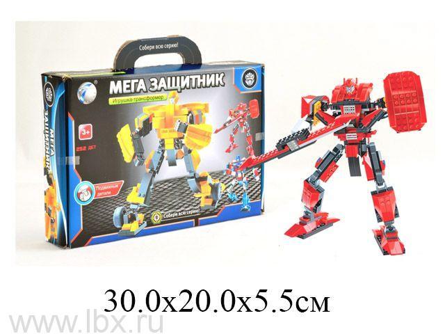 Конструктор `Робот` VV-Toys (ВВ-Тойз)