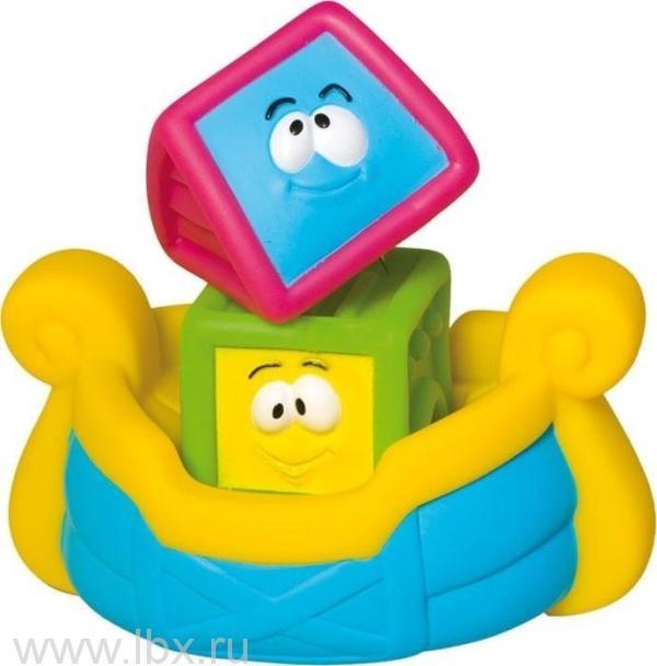 Набор для ванной `Ковчег` с фигурками, B kids (Б кидс)