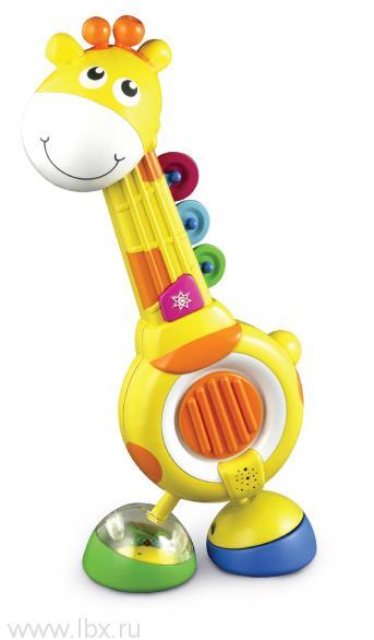 Музыкальная игрушка `Квартет жирафа`, B kids (Б кидс)