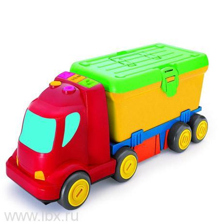 Рабочий грузовик с набором инструментов, B kids (Б кидс)