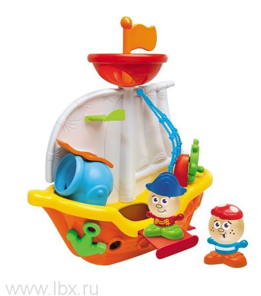Игрушка `Забавный кораблик`, B kids (Б кидс)