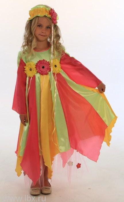 Карнавальный костюм `Лето`, Вестифика- увеличить фото