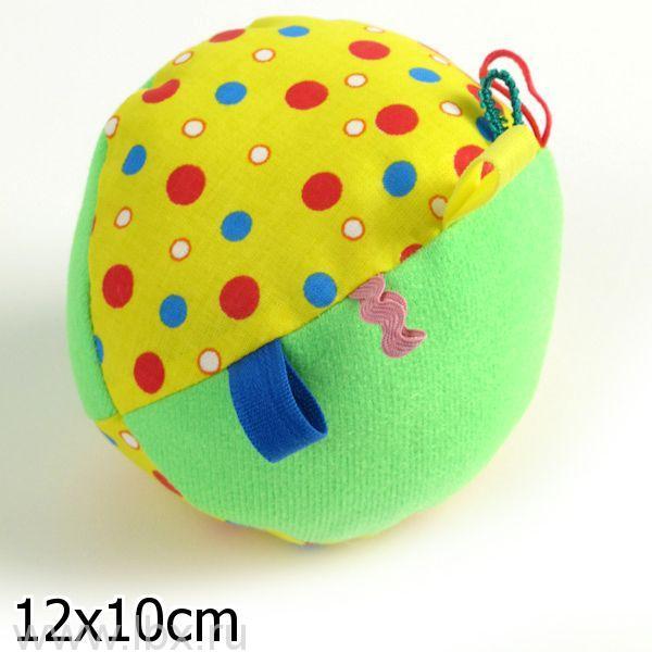 Игрушка мяч `Цветные петельки`Играем Вместе- увеличить фото
