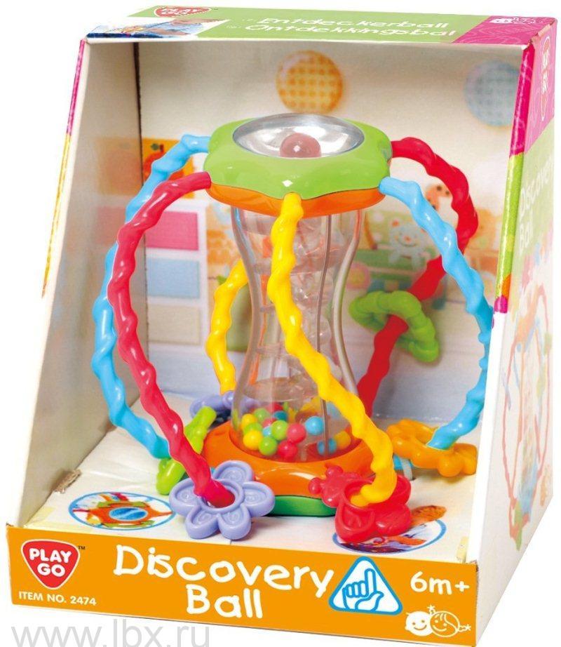 Развивающая игрушка `Шар`, Playgo (Плейго)