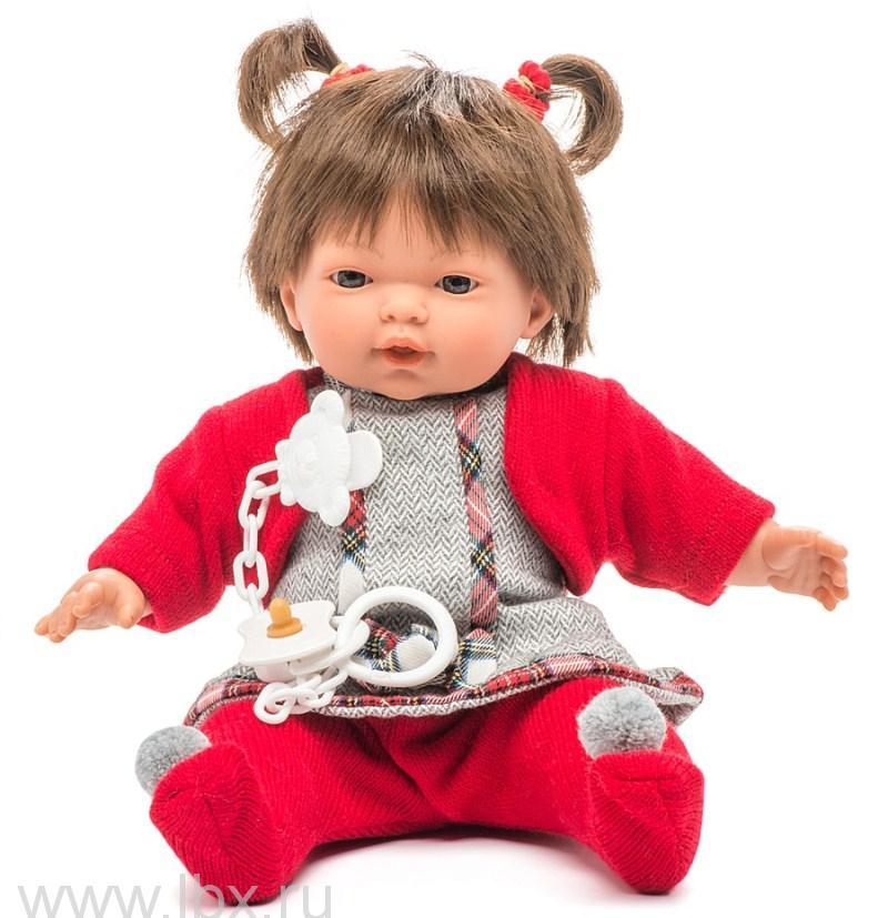 Кукла Кэролл 33 см, Llorens (Лоренс)