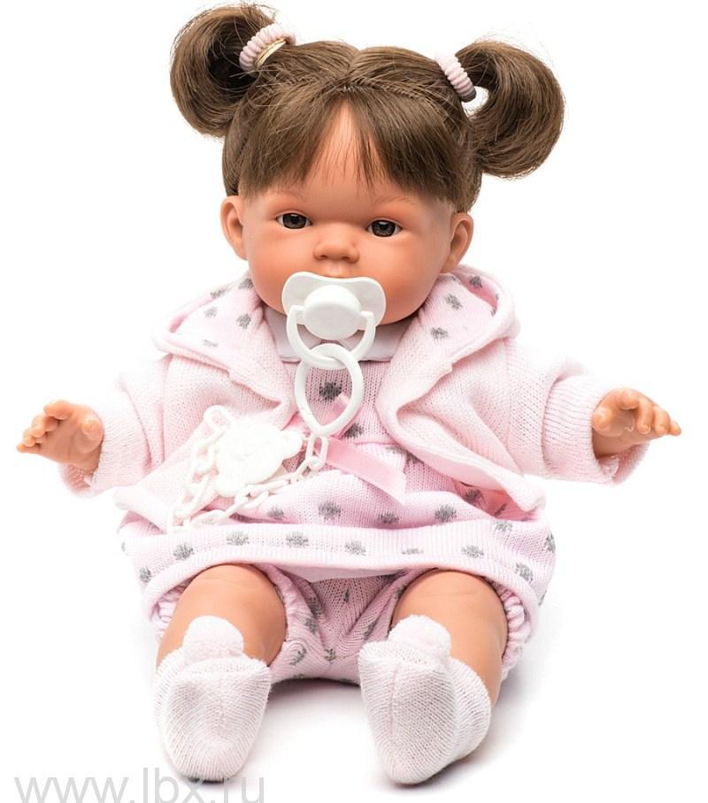 Кукла Ирена 38 см, Llorens (Лоренс)