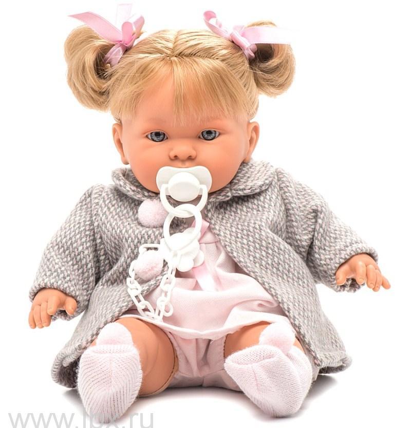 Кукла Роберта 42 см, Llorens (Лоренс)