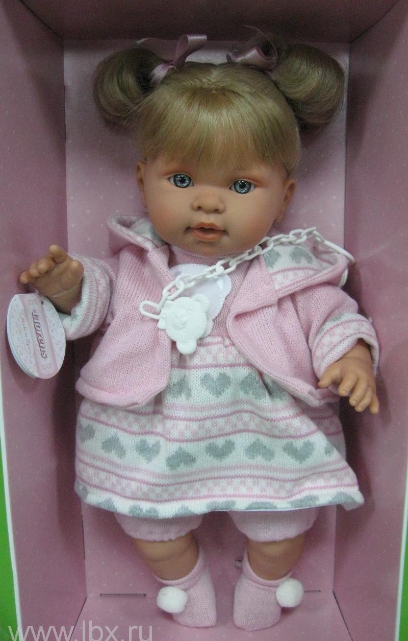 Кукла Даниэла 42 см, Llorens (Лоренс)