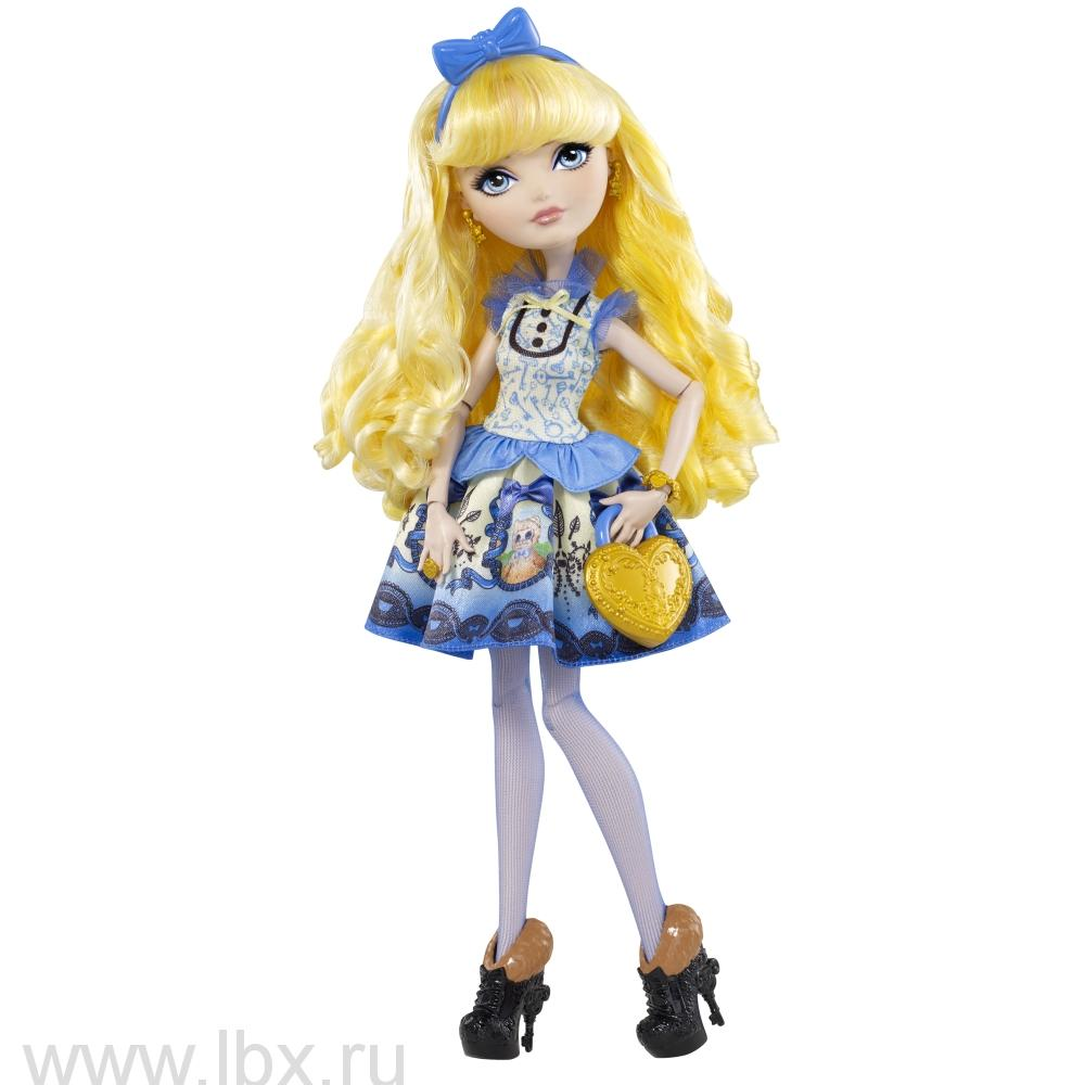 Кукла Блонди Локс (Blondie Lockes) базовая Наследники, After High (Эвер Афтер Хай)