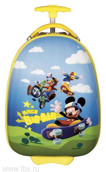 Mickey чемодан дорожный (17`) Heys (Хейс)- увеличить фото