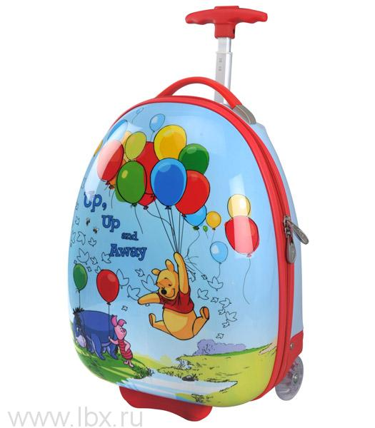 Pooh чемодан дорожный 17`(18`) Carry On Heys (Хейс)