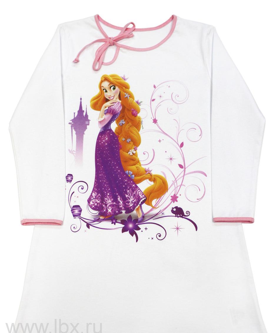 Ночная сорочка для девочки 108-Д Рапунцель, МФ