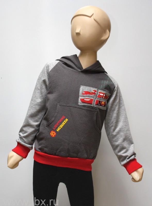 Джемпер для мальчика серый, МФ