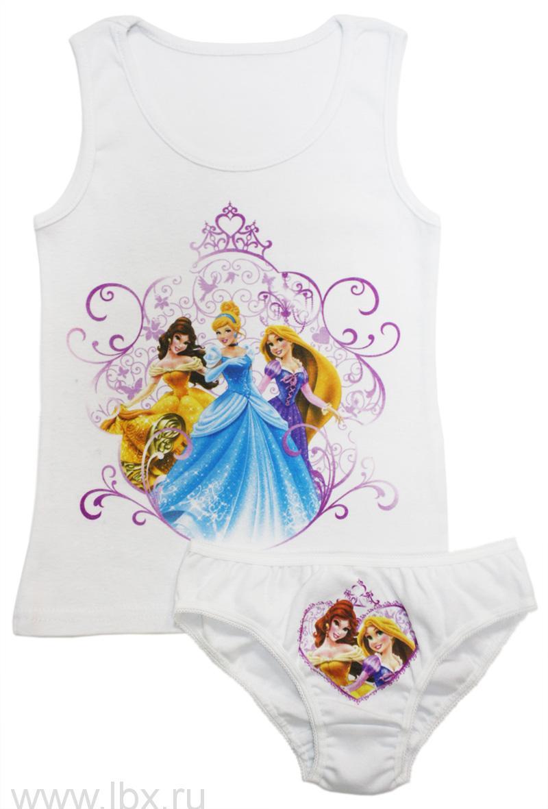 Комплект для девочки 109-Д Принцессы, МФ- увеличить фото
