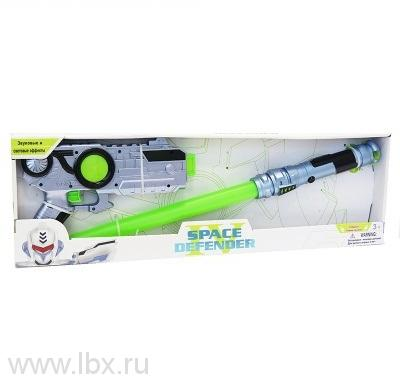 Игровой набор Космический меч и пистоле, Space Defender (Спейс Дефендер)