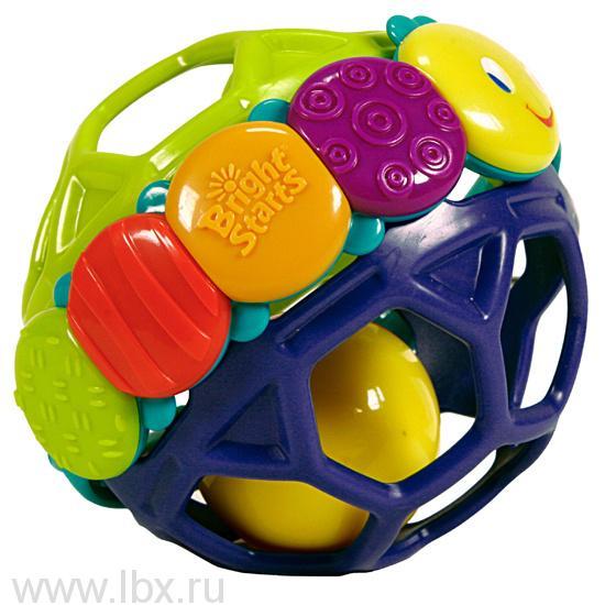 Развивающая игрушка `Гибкий шарик`, Bright Starts