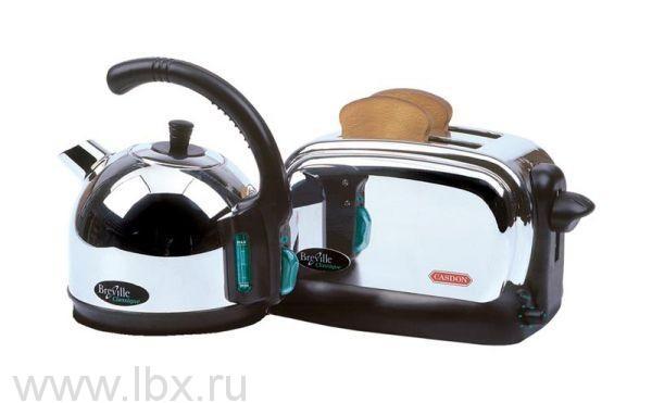 Игровой набор для приготовления завтрака (чайник, тостер), Casdon (Каздон)