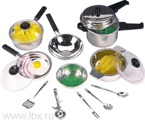 Игровой набор столовой посуды, Casdon (Каздон)