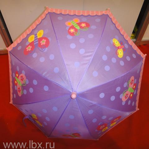 Детский зонтик Бабочки, IMC Toys- увеличить фото
