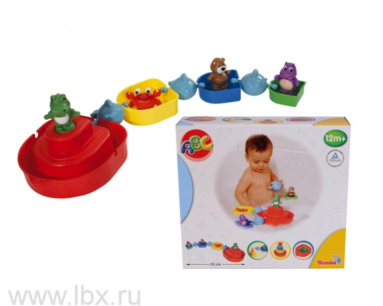 Игрушка Детские лодочки, ABC Design (АБЦ Дизайн)