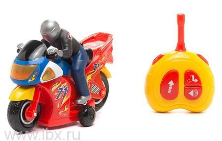 Развивающая игрушка `Гонщик` с пультом управления Kiddieland (Киддиленд)