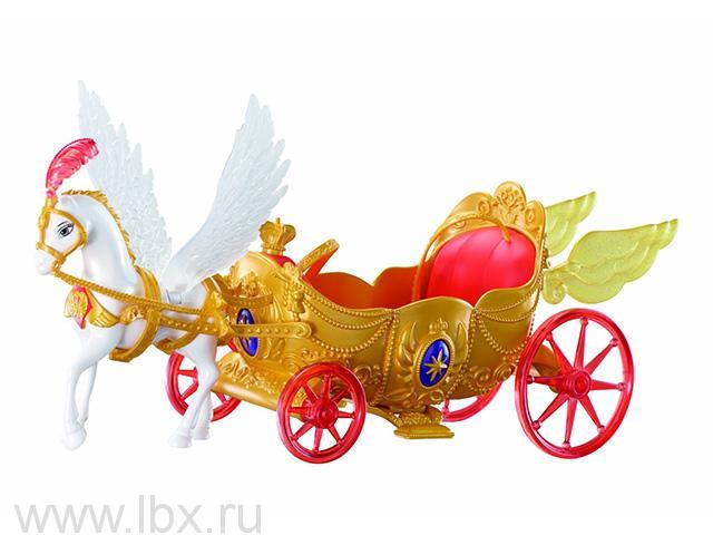 Bолшебная королевская карета SOFIA THE FIRST, Mattel (Мател)