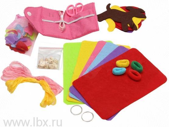 Чемоданчик Швеи, Linda Toys (Линда Тойз)