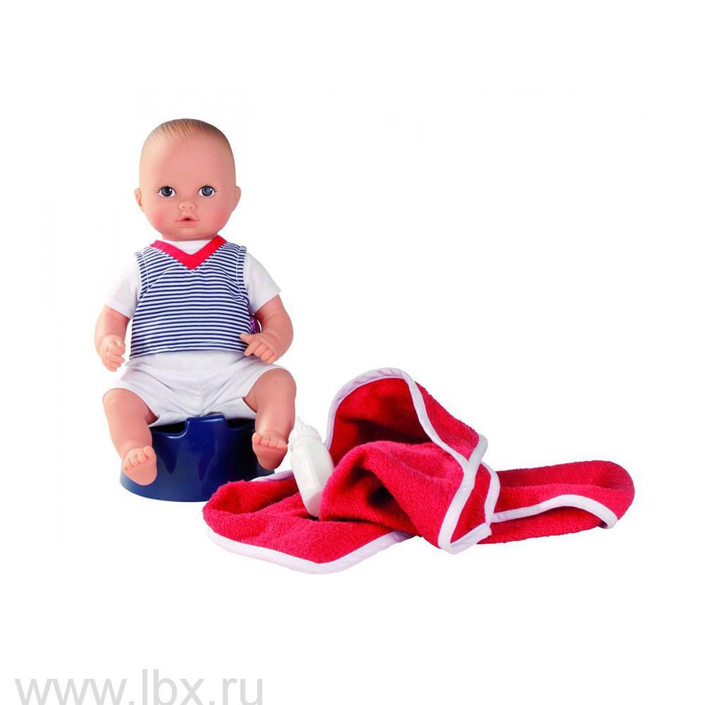 Кукла Аквини-мальчик, Gotz (Готц)