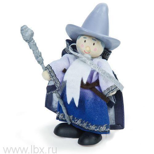 Кукла Budkins Волшебник Мерлин, Le Toy Van (Ле Той Ван)