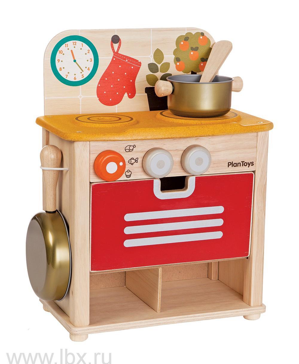 Набор Кухня, Plan Toys (План Тойз)