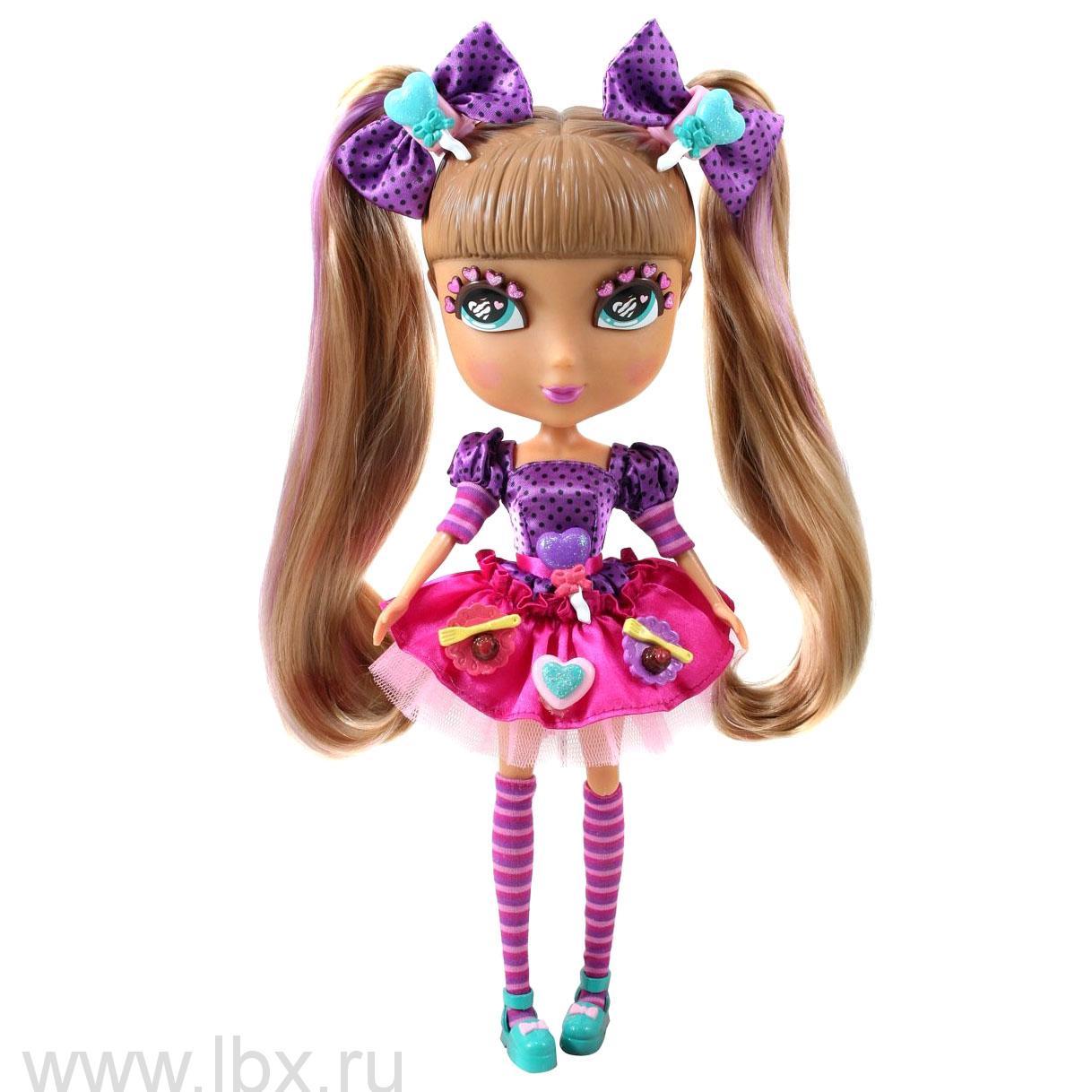 Кукла Кармель Кьюти Попс Делюкс Jada Toys (Яда тойз)