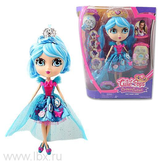 Кукла Кристалина Кьюти Попс - Принцессы Jada Toys (Яда тойз)