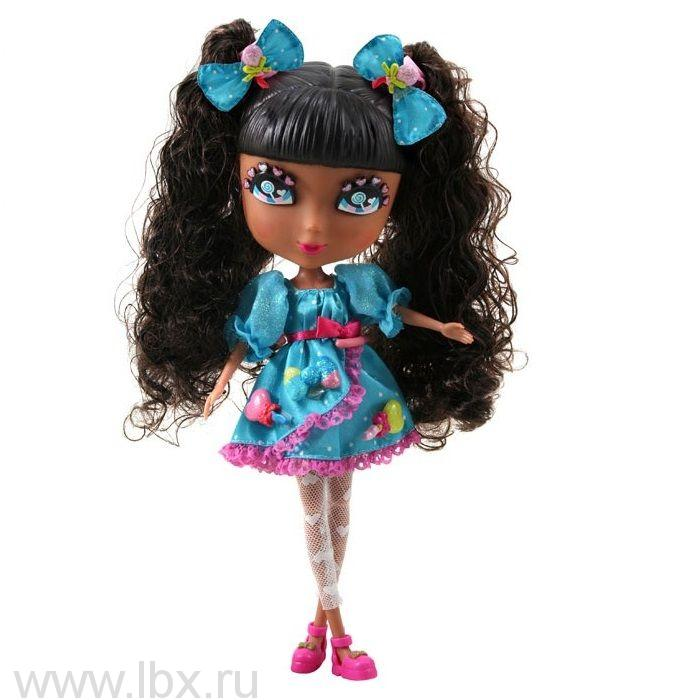 Кукла Кэнди в голубом Кьюти Попс Делюкс Jada Toys (Яда тойз)