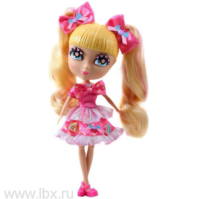 Кукла Шифон в розовом Кьюти Попс Делюкс Jada Toys (Яда тойз)