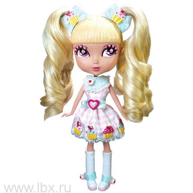 Кукла Шифон Кьюти Попс Делюкс Jada Toys (Яда тойз)