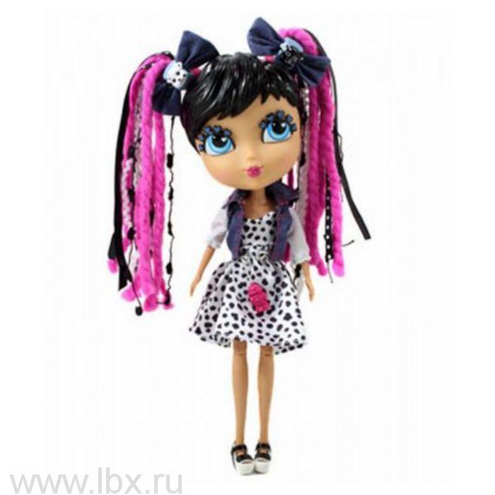 Кукла Колетта с пуделями Кьюти Попс Лондон-Париж Jada Toys (Яда тойз)