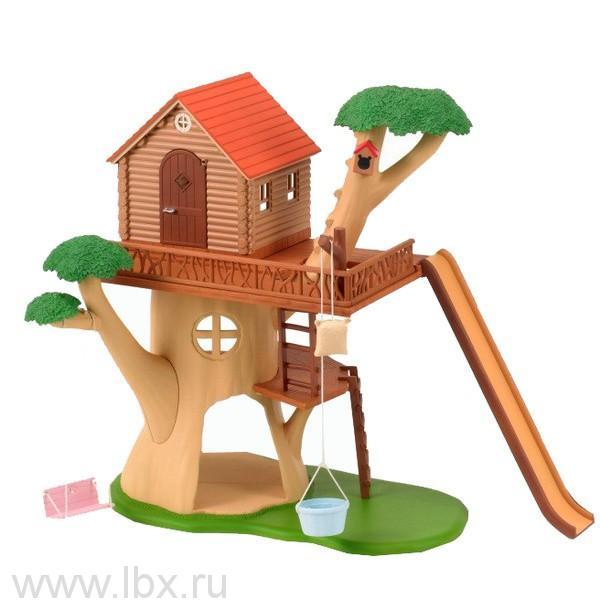 Набор `Дерево-дом` Sylvanian Families (Сильваниан Фэмилиес)