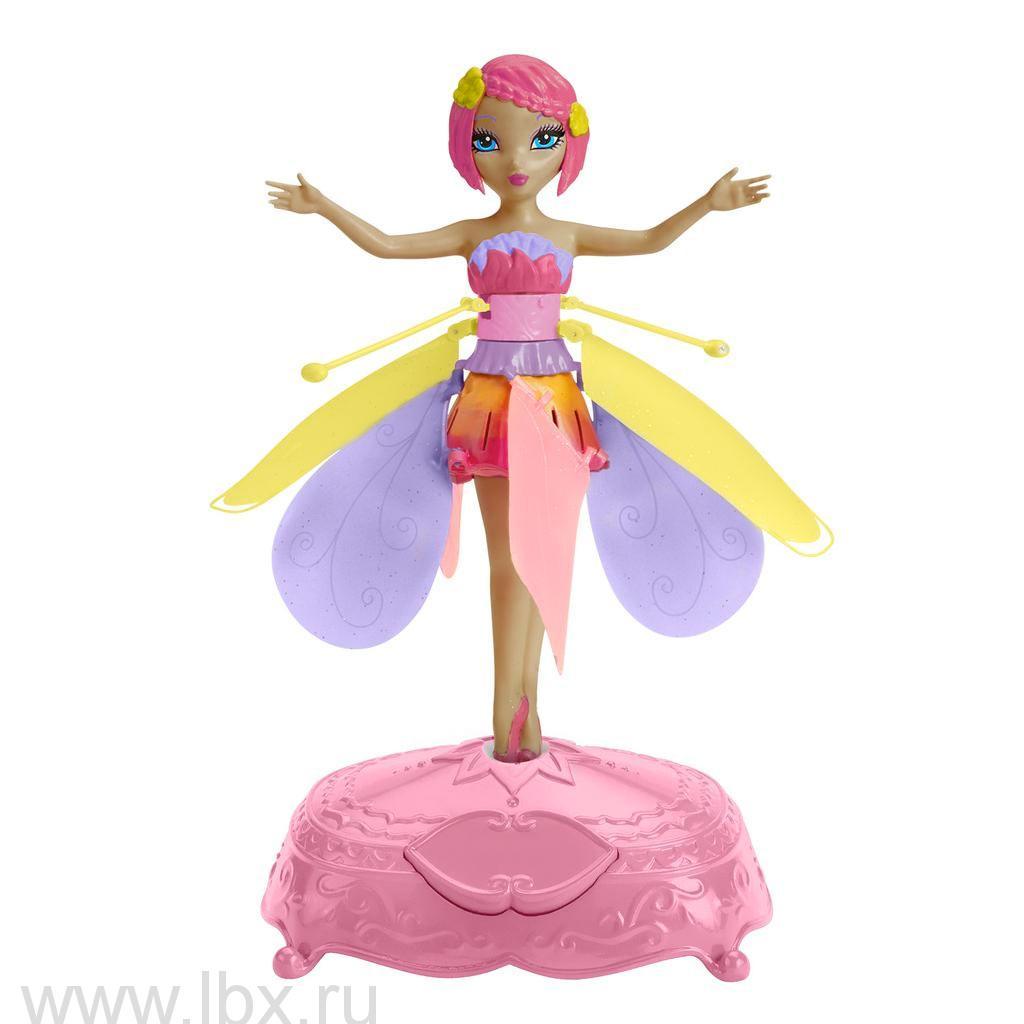 Кукла Фея парящая в воздухес подсветкой, Flying Fairy (Флаинг Фэйри) Spin Master (Спин Мастер)