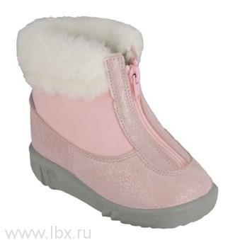 Валенки детские Baby Pink Glitter, Kuoma (Куома)