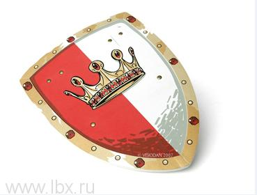Красно-белый щит Короля Артура, Liontouch (Лионтач)